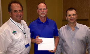 Tim Tyndall from NASA, InoMedic Health App., Inc won the iPad Air 2